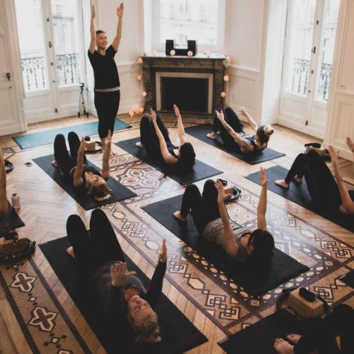 Appartement bien-être Chez June cours yoga et pilates