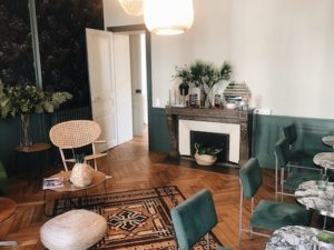 Chez June LOCATION DE SALLE privatisation salon de thé