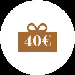 Offre découverte 40 euros