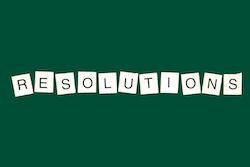 Jour 19_ Mes 10 bonnes résolutions (sociales) pour 2018 - Femmes d'Aujourd'hui